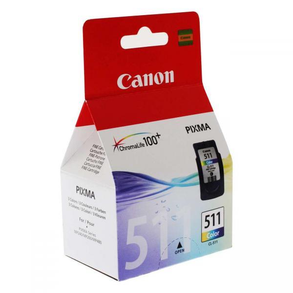 CANON CL-511 KLEUR INKTCARTRIDGE