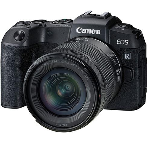 CANON EOS RP + RF 24-105MM F4.0-7.1 IS STM