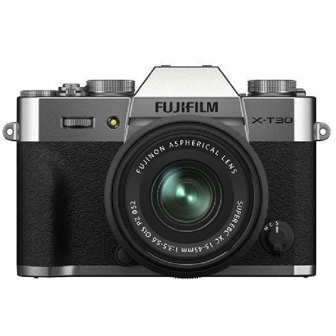 FUJIFILM X-T30 II ZILVER + XC 15-45MM F3.5-5.6 OIS PZ