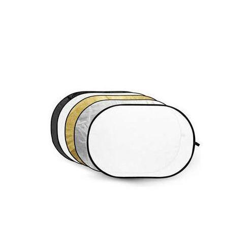 GODOX 5-IN-1 REFLECTIESCHERM GOLD, SILVER, BLACK, WHITE, TRANSLUCENT - 100X150CM