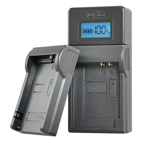 JUPIO USB BRAND CHARGER KIT VOOR NIKON FUJIFILM OLYMPUS 3.6V-4.2V ACCU'S