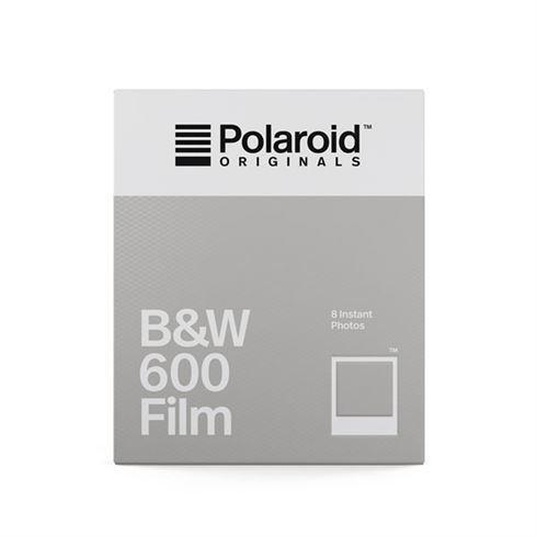 POLAROID ORIGINALS BW INSTANT FILM FOR 600 - in Papier