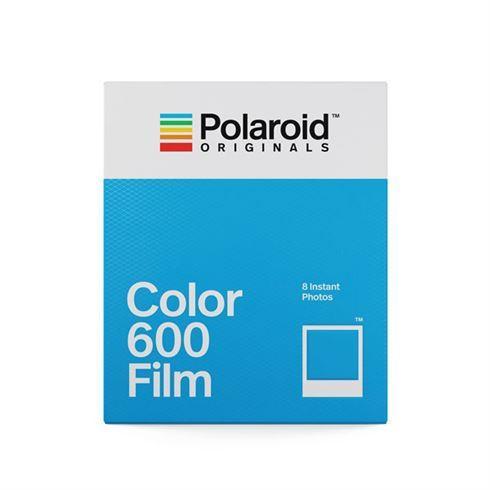 POLAROID ORIGINALS COLOR INSTANT FILM FOR 600 - in Papier