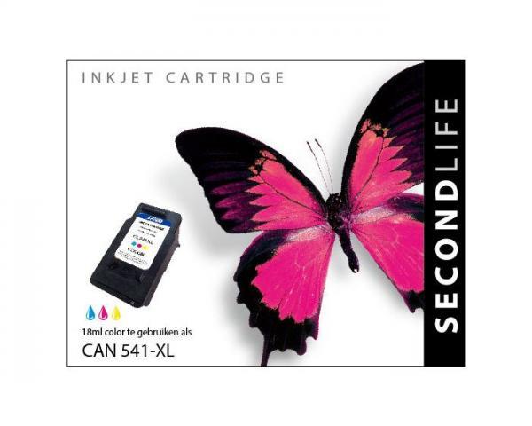 SECONDLIFE CANON CL541 XL COLOR