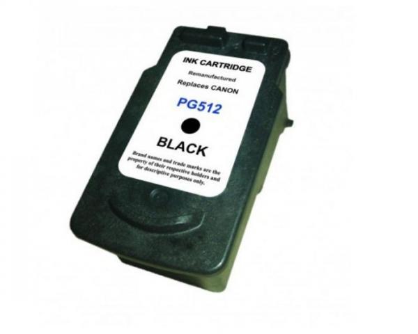 SECONDLIFE CANON PG510 512 XL BLACK