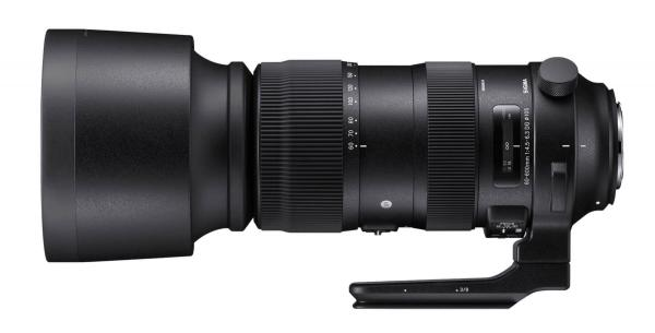 SIGMA 60-600MM F4.5-6.3 DG OS HSM SPORTS VOOR CANON