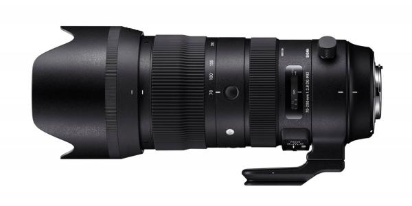 SIGMA 70-200MM F2.8 DG OS HSM SPORTS VOOR CANON